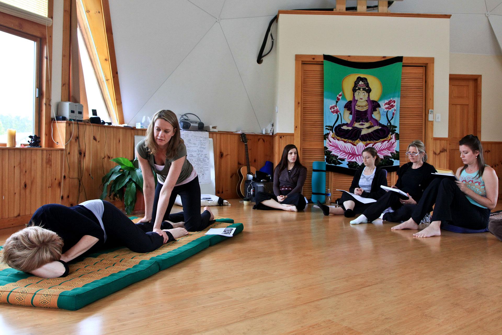 Thai Massage Weekend Immersion
