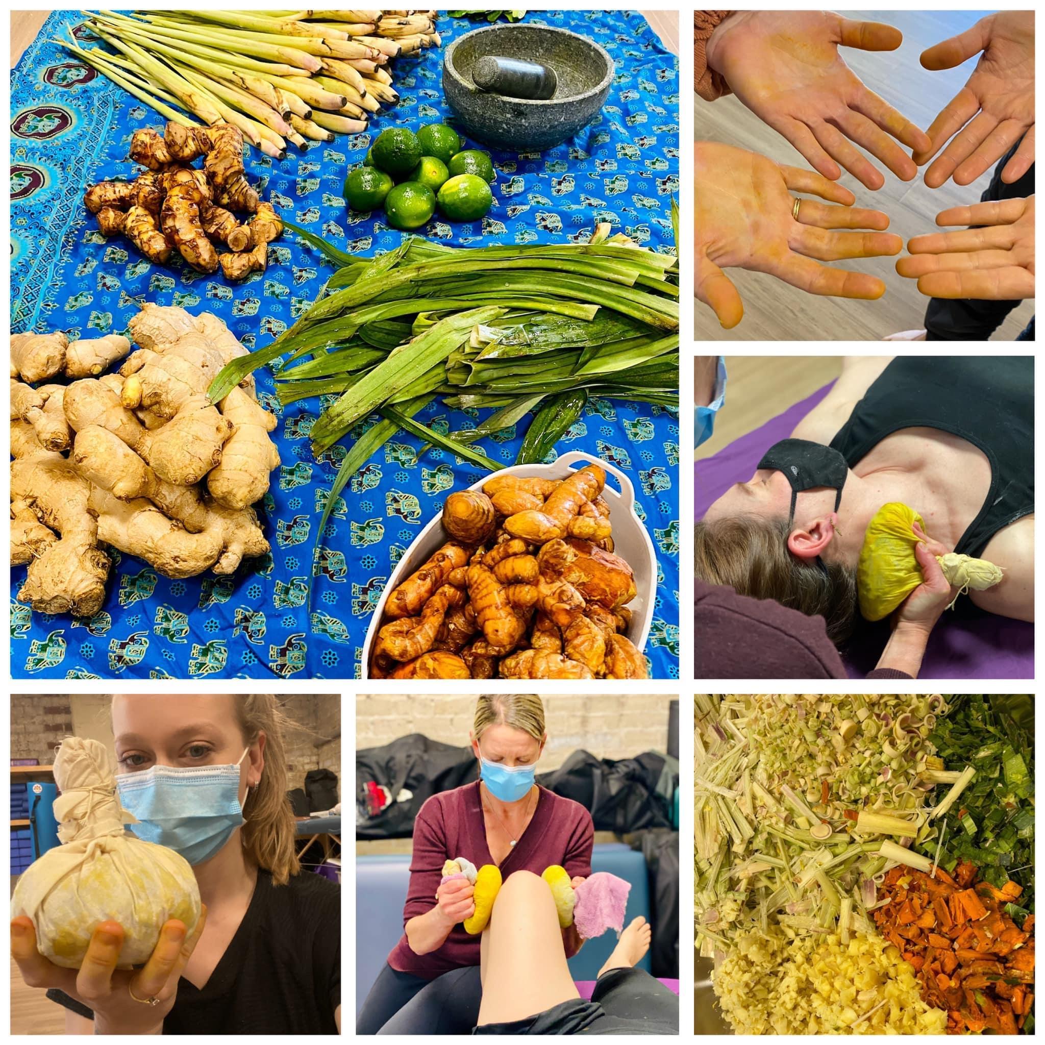 Thai Herbal Compress Massage 7 CEs