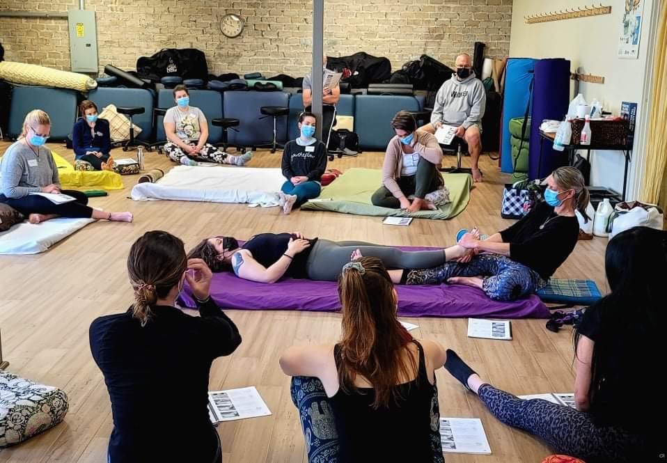 Thai Massage 3 Day Intensive 21 CEs