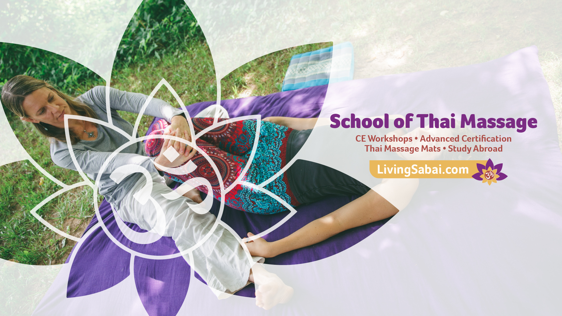 Living Sabai School of Thai Massage