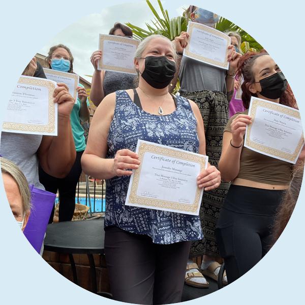 Thai Massage Certification
